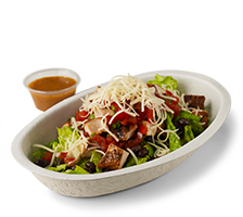 chipotle nutrition calculator